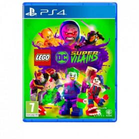 LEGO DC Super-Vilains Jeu PS4