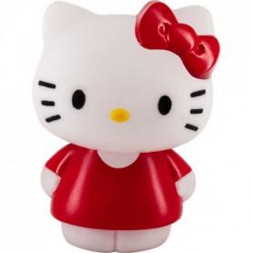 HELLO KITTY Figurine lumineuse - 25 cm - Rouge