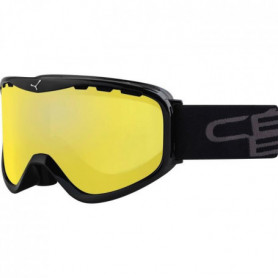 CEBE Masque de ski Ridge Otg Cat 1 - Homme - Noir