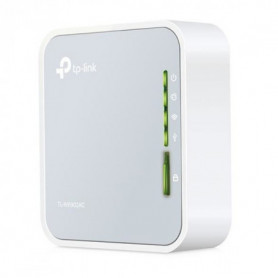 TP-LINK Routeur Wi-Fi -WR902AC Bi-Bande 750Mbps