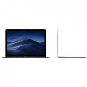 "MacBook 12"" Retina - Intel Core m3 - RAM 8Go - 256Go"