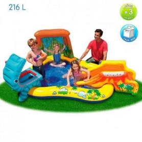 INTEX Piscine gonflable Enfant / Aire De Jeux aqua