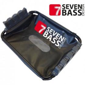 SEVEN BASS Support de cannes pour float tubes