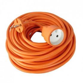 Rallonge électrique de jardin câble HO5VVF 2X1.5mm