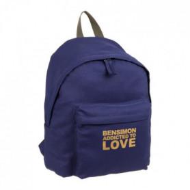 BENSIMON Sac a Dos - 1 Compartiment - 28,5 cm