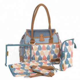 BABYMOOV Sac a Langer Style Bag Pétrole