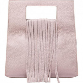 MAIA PARIS - GAIA Sac a main rose poudré