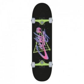 """CARTEL Skateboard 7,8"""" - Mixte - Vert citron"""