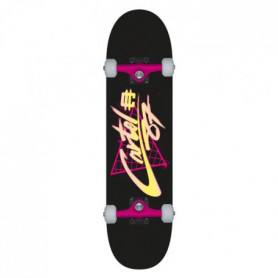 "CARTEL Skateboard 7,8"" - Mixte - Rose"