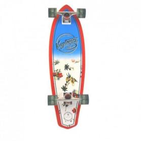 """KRYPTONICS Skateboard Mini Longboard Maui Patt 32"""""""