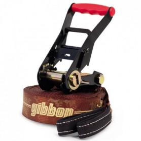 GIBBON Set Slackline Rouge