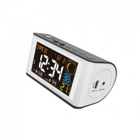 LA CROSSE WT470BLA-WHI Station météo Bluetooth