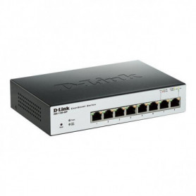 D-LINK  Switch Easy Smart 8 Ports - DGS-1100-08P
