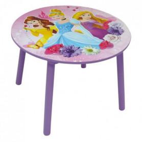 Fun House Disney princesses table ronde pour enfant