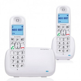 Alcatel XL385 Duo Blanc