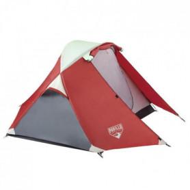BESTWAY Tente Calvino avec absides avant et arriere