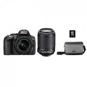 NIKON D5300 Appareil photo Reflex + Objectif