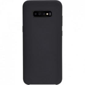 Coque Soft Touch pour Galaxy S10+ - Noir