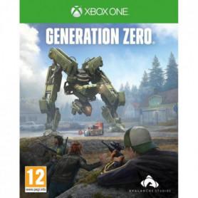 Génération Zéro Jeu Xbox One