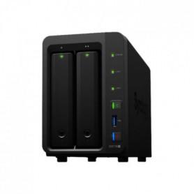 1, 5, 6, 10, JBOD RAM 2 Go Gigabit Ethernet iSCSI
