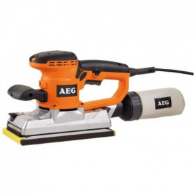 AEG Ponceuse vibrante FS280B - 440 W - 1/2 feuille