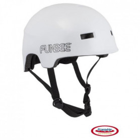 FUNBEE - Casque bol adulte - blanc (m:54-58)