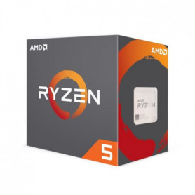 AMD Processeur Ryzen 5 1600 avec refroidisseur