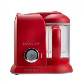 BEABA Robot Babycook Solo - Bébé mixte - Rouge
