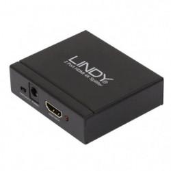 LINDY Splitter HDMI 4K - 2 ports - 2160p30 3D