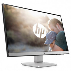 HP Écran PC 27q - 27'' QHD - Dalle TN LED - 75 Hz - 2 Ms
