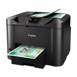 CANON Imprimante 3-en-1 - MB5450 - Jet d'Encre - Couleur