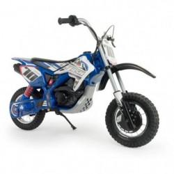 INJUSA - Moto Électrique 24V - Blue Fighter
