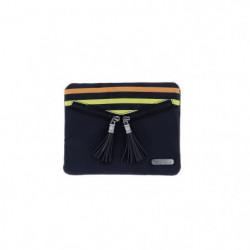 LITTLE MARCEL Pochette Pocket Rayée Multicolore