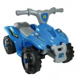 D'ARPEJE Quad Electrique Bleu 6 Volts