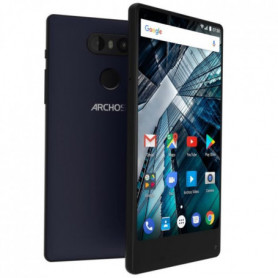Archos Sense 55S Full HD Borderless Bleu
