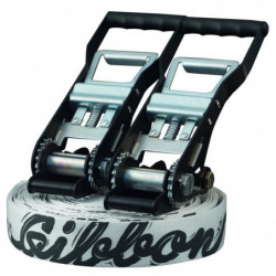 GIBBON Set Slackline Blanc
