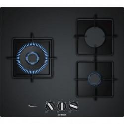 BOSCH PPC6A6B10 Table de cuisson gaz - 3 foyers - 8000 W