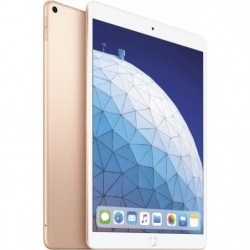 "iPad Air - 10,5"" Rétian 256Go WiFi + Cellular - Or"