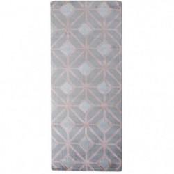 OREVA Tapis de couloir style scandinave - 100% polypropylene