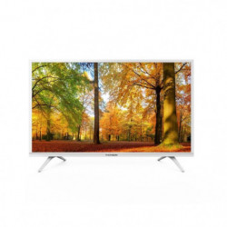 "THOMSON 32HD3301W TV LED HD - 32"" (81cm) - Blanc - 2 * HDMI"