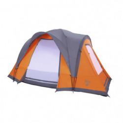 BESTWAY Tente Campbase avec avant toît sur entrée latérale