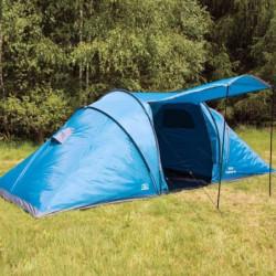 HIGHLANDER Tente Cypress 6 Bleu canard